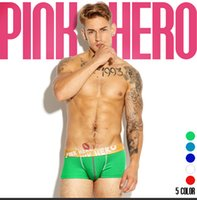 Wholesale New Arrival Mens underwear boxers fashion perfumes and fragrances of brand originals underwear shorts for men