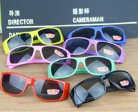 baby mirrors - 2015 Fashion New kids sunglasses Children sports sunglasses Reflective mirror sunglasses Anti UV baby sunglasses DDD2461