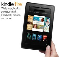 ebooks - Stock Kindle Fire one IPS touch screen WiFi GB Tablet electronic book ebook reader ereader ebooks e book