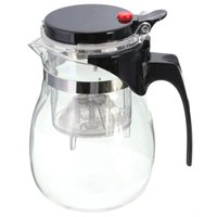 art glass makers - 700ml Kamjove Glass Gongfu Tea Maker Press Art Cup Teapot with Infuser TP order lt no track