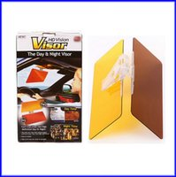 Wholesale HD Vision Visor Anti Glare Dazzling Goggle Car Front Windshield Sunshade Day And Night Factory
