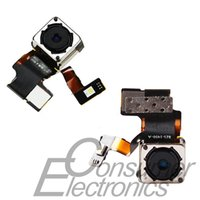 Wholesale 1Pcs Back Camera Rear Camera Module Replacement With Flash for Apple for iPhone G Newest