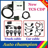Cheap Here! Full set 8pcs Car Cables & Truck cables with TCS CDP ds150e ! ds150e vci cdp pro without BLUETOOTH V2014 2 , by DHL Free