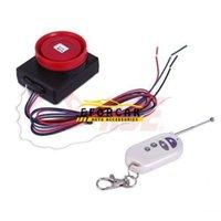 Wholesale Motorcycle Security Alarm System Remote Control Start Vibration Sensor AntiTheft