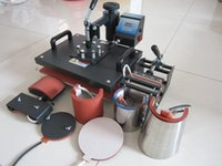 automatic bagging equipment - Free Ship Advanced Design Combo New Tshirt Cup Equipment Cap Printer Plate Cloth Machine Image DIY Printer DIY Bag Press Transfer Machine