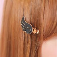Wholesale Hot New DUCK CLIP Dream Angel Hair Hairpin Cosplay Joker Headdress