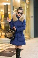 Искусственный мех Гуд осень зима куртка Женщины 2015 Новая мода Лучшие продажи Thicking Дамы Пальто длинный хлопок проложенный вниз Outerwears OXL15092104
