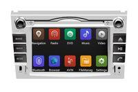 2DIN DVD de la radio de coche Audio Reproductor de DVD Android 4.4.4 para OPEL ASTRA ZAFIRA VECTRA al por menor / PC Envío gratuito