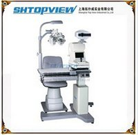 Wholesale Economic Unit B WZ C Ophthalmic Unit Chair small combined table