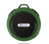 Wholesale Waterproof dustproof shockproof Bluetooth Speaker with Suction Cup Handsfree MIC Voice Box wireless portable bluetooth speaker