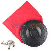 Wholesale New quot Black Plastic Marine Boat Access Deck Plate Inspection Protected order lt no track