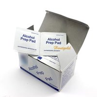 alcohol eye - 100pcs Alcohol Pad Swabs Pads Wipes Antiseptic Disinfect Medicine Skin Cleanser