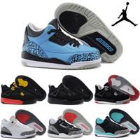 baby jordan - Nike Air Jordan Retro Children Shoes Boys Girls Basketball Shoes Sneakers Kids Cheap High Quality Athletic Baby Cheap Shoes