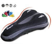 Wholesale New Bike Bicycle Cycle Extra Comfort Gel Pad Cushion Cover for Saddle Seat Comfy