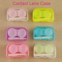 contact lens cleaner - Color Contact Lens Case Color Freshlook Contact Lens Box