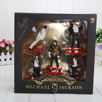 Fashion Figure michael jackson - Michael Jackson PVC Action Figure MJ Collection Model Toy cm New in Retail Box set retail