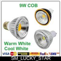 mr16 led - X30 Ultra COB PAR20 Bulbs E27 E26 MR16 Led Spotlights W GU10 Led Lights Lamp Cool Warm Pure White Dimmable V Safe Durable