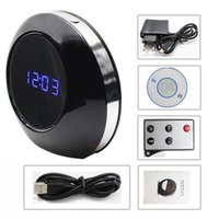 None alarm clock definition - Clock spy hidden watch camera HD M digital alarm clock spy camera motion detector high definition with remote control for home security