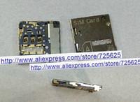 air china seats - China Post Air Mail For Samsung I9300 i9308 N7100 SIM card socket slot seats holder