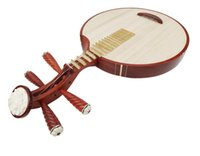 Wholesale with this graceful classical traditional chinese musical instrument yue qin i am sure you will feel traditional chinese culture deeply