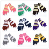 Wholesale iphone C S ipad smart phone iGloves gloves Unisex iGlove Capacitive Touch Screen Gloves colors DHL free