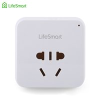 Wholesale Top Brand Lifesmart Smart Plug Timing Travel Socket Remote Control by Phone IOS Android System Smart Home Automation