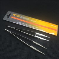 rda diy tool stainless steel, ceramic  anti magnetic coil build Ceramic Tweezer Tweezers Vapor Coil Tool Tweezers For Ecig RDA RBA MOD Atomizer kanthal wire coiling DIY free DHL