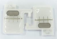 Wholesale WB1016 new damper with square interface big small connector UV or not for Epson R1800 DX4 DX5