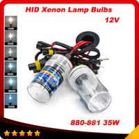 Wholesale Automobile Headlight Xenon HID Conversion Kit V DC W K K Car Hid Xenon Kit hid Blub Lamp