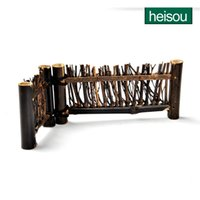 bamboo fencing - Freeshipping trumpet Kung Fu Tea accessories Tea and tea KG381 bamboo fence