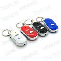 Wholesale LED Key Locator Just Whistle to Find Your Key Key Finder Never Lose Your Key
