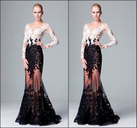 Cheap Evening Gown With Sleeve Best Mermaid Party Dress