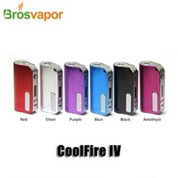 Cheap Original Innokin Cool Fire IV 40W 2000mah variable wattage Innokin CoolFire 4 box mod VS kanger nebox subvod kit