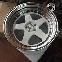 Wholesale 2015 new alloy wheels aluminium car wheels rims for BMW BENZ VW HONDA