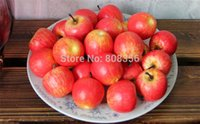 artificial fruit - HOT Fake Fruit cm cm Artificial Simulation Apple Cute Fruits Early Childhood Toys Wedding Photograph Props