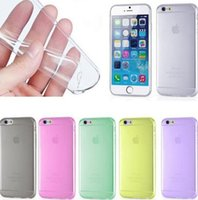 apple sales promotions - Big Sales promotion mm Ultra thin Clear transparent soft TPU back cover case for iphone quot