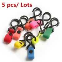 Wholesale Hot Sale New Baby Stroller Pram Pushchair Car Hanger Hanging Hooks Strap Multifunctional Random Color order lt no track