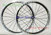 alu wheel - cheapest carbon alloy bike wheelset mm clincher C road bike wheels carbon wheel with alu alloy brake surface