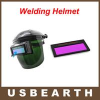 Wholesale 3 Arrival Solar Auto Darkening Welding Helmet Lens Filter Shade quot x quot