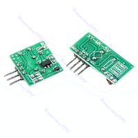 arduino rf transmitter receiver - New Mhz RF Transmitter Module And Receiver Link Kit For Arduino ARM MCU WL