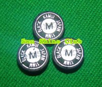 Wholesale MM M MH Kamui cue tips pigskin layers snooker pool cue tips high qaulity