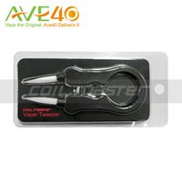 applied tool - Authenic Coil Master Vape Tweezers DIY Tool Ceramic Tip Apply to Atomizers of mm in Diameter