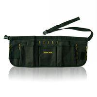 Wholesale 600D High density waterproof oxford Car wrapping tool bag black Pocket Waist Apron MX whole sale