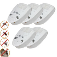 Wholesale New Anti Ultrasonic Mosquito Insect Pests Repellent Repeller