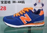 Wholesale new Autumn Unisex Zapatos New Casual Balanced men women Dropship Fashion shoes Size Multi Color