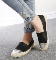 Slip-On pu shoes - Hot Sale PU Leather New Designing Elegant Simplicity and comfortable breathable super cute lady shoes PU made women flats fashion