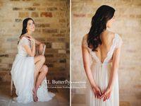 online store - 2015 Backless Bohemian Wedding Dresses Lace Chiffon A line Greek Goddess Garden Beach Bridal Gown Sheer Cap Sleeves Online Store newest