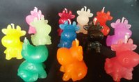 Wholesale Pets Party candles for holiday decoration or lighting or gifts Chinese Zodiac image shaped