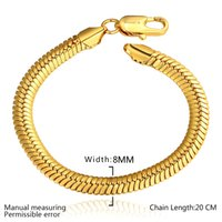 snake bracelet - 10M flat Snake Bracelet