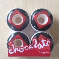 Wholesale Original Skateboard Parts PU mm Original Chocolate Wheels Skateboard for Skate Trucks Parts